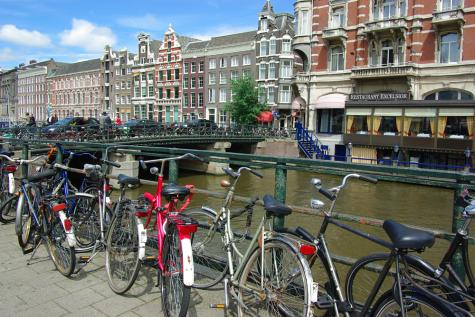 Amsterdam Cycling Holiday