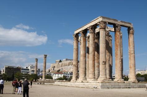 Athens Culture and Arts