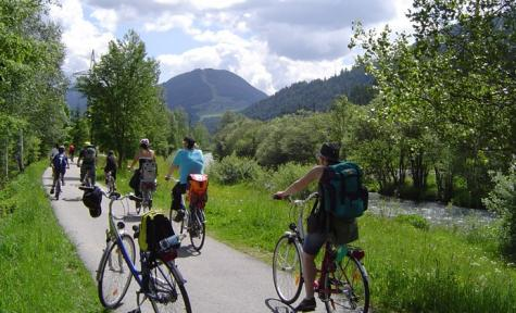 Austria Cycling Holiday