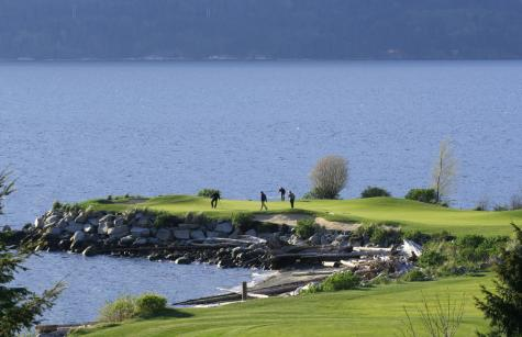 British Columbia Golf Holiday