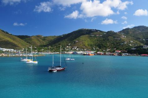 British Virgin Islands Scuba Diving Holiday