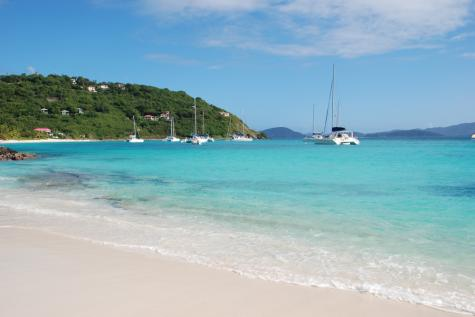 British Virgin Islands Cruises