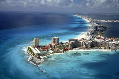 Cancun Geography - OK Alpha