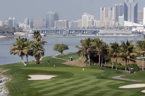 Dubai Golf Holiday