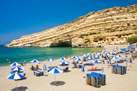 Greece Beach Holiday