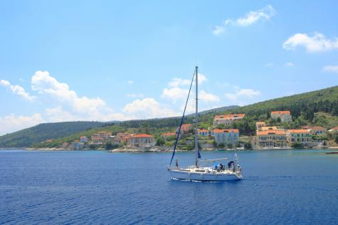 Greek Islands Sailing Holiday