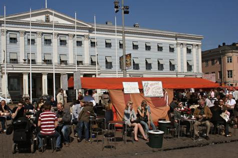 Helsinki Food Guide - Dining Out