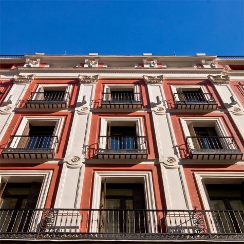 Okalpha Madrid Hotels
