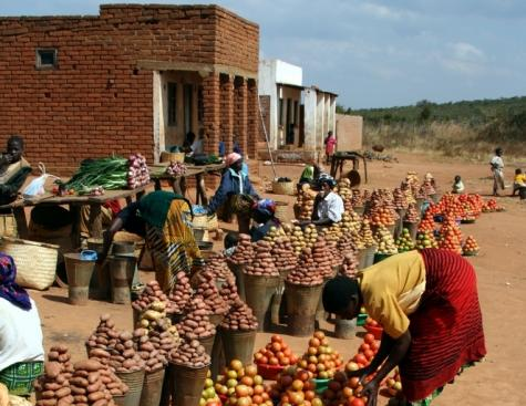 Traditional Food Places In Malawi