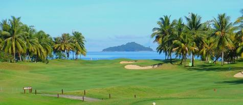 Malaysia Golf Activity Holiday