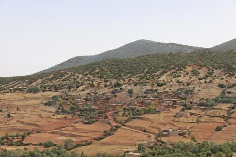 Morocco Hiking Activity Holiday