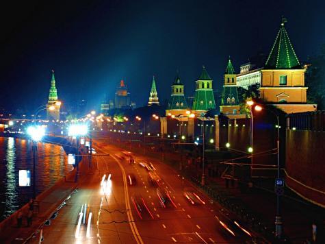 ночная москва фото | Фотоархив: http://photo.bigbo.ru/?p=16719