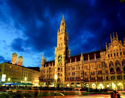 Munich Shopping Holiday