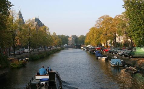Netherlands Honeymoon