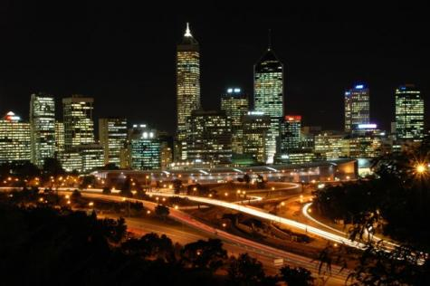 Perth Local Travel Info