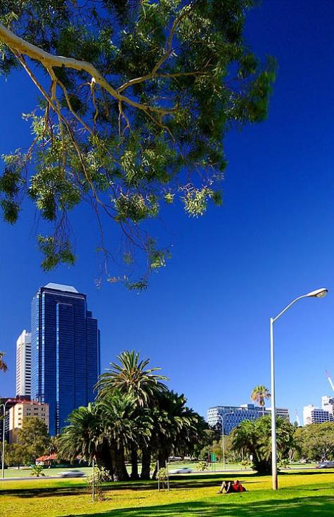Perth Backpacking