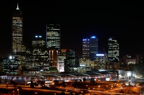 Perth Shopping Holiday