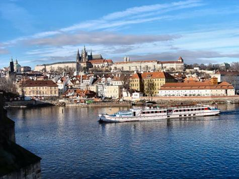 Prague Scuba Diving Activity Holiday