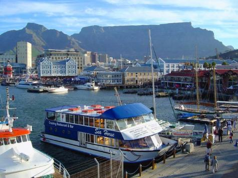 South Africa Sailing