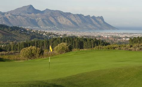 South Africa Golf Holiday