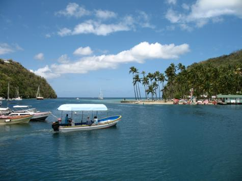 St Lucia Couples Holiday