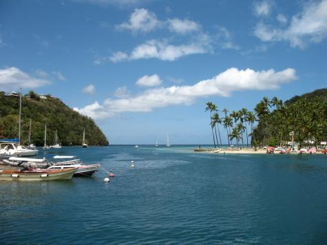 St Lucia Sailing Holiday