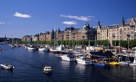 Stockholm River Cruise