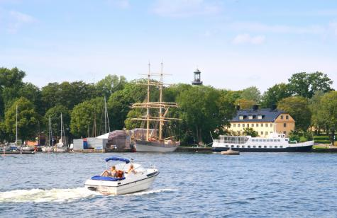Stockholm Scuba Diving Activity Holiday