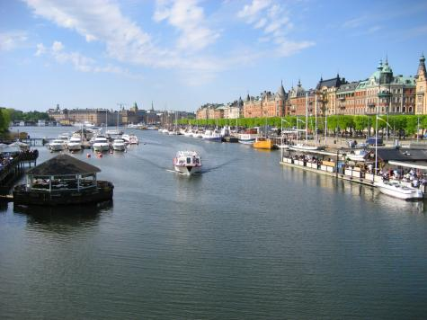 Stockholm Sailing Holiday