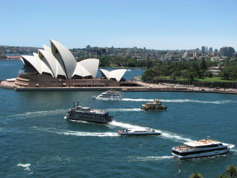 Sydney Backpacking Holiday