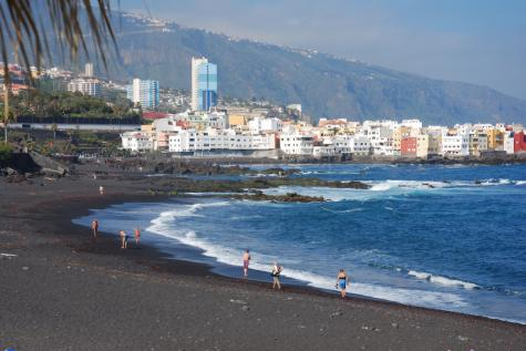 Tenerife Beach Holiday