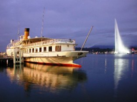 Geneva River Cruise