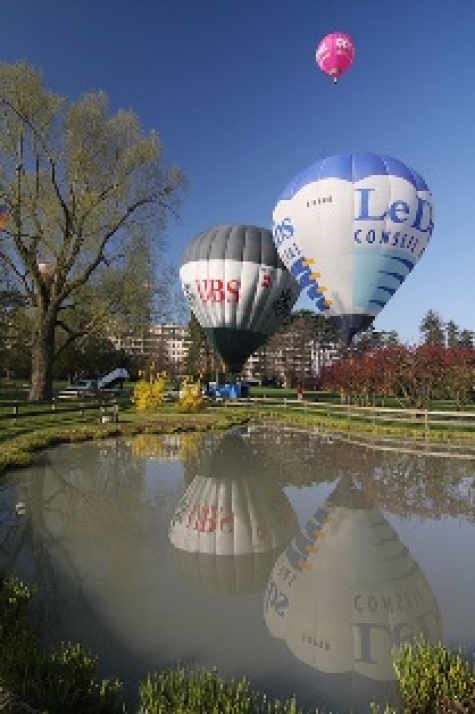 Geneva Hot Air Ballooning