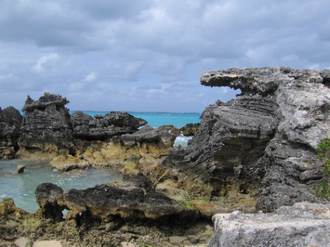 Bermuda Backpacking