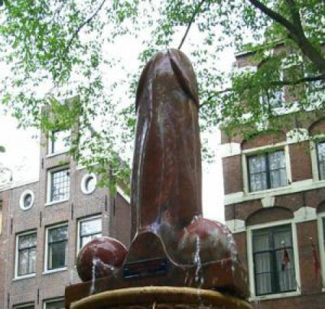 Amsterdam Gay Nude